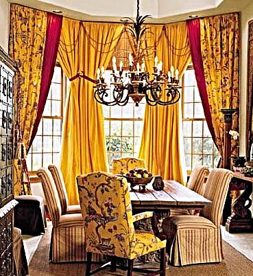 Дизайн и пошив эксклюзивных штор