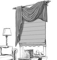 Бесплатный выезд дизайнера на объект, разработка дизайн проекта, пошив штор и текстильных аксессуаров любой сложности в Москве