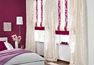 Пошив римских штор. Эксклюзивные ткани со склада в Москве