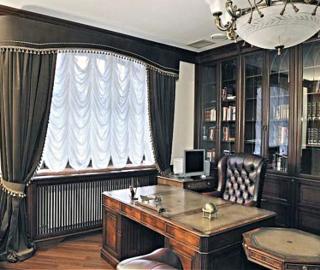 французские шторы - привнесут частичку королевского шика в дизайн любого помещения.